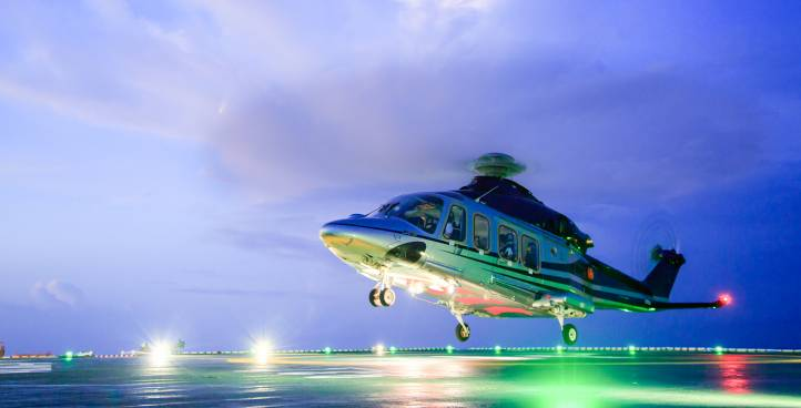 Heliport Lighting