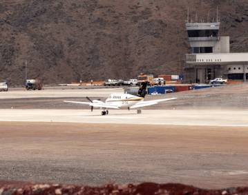 St-Helena-Airport