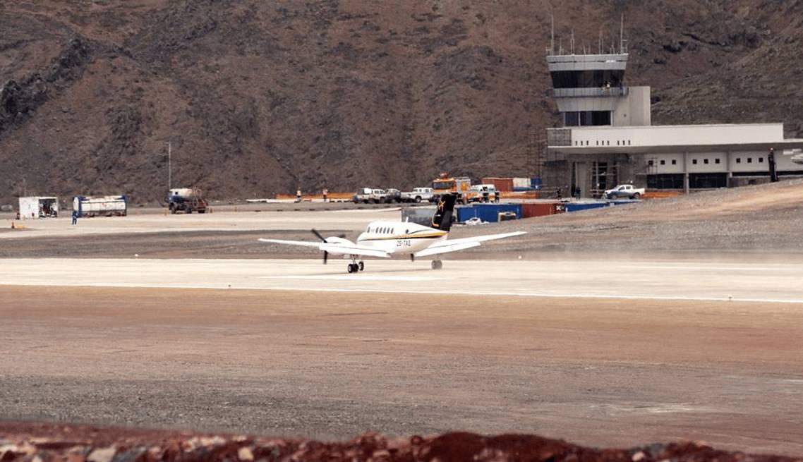 St-Helena-Airport