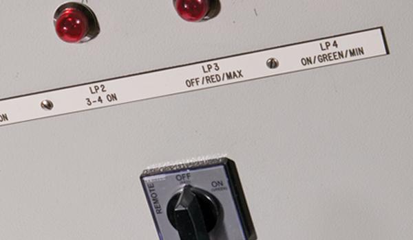 D20 Control Contactor Unit