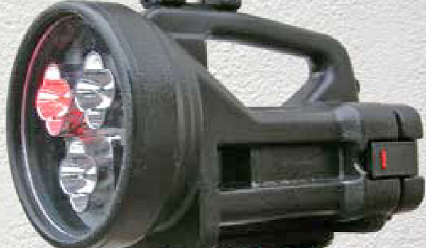 LED Signalling Gun