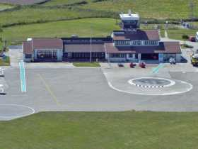 St-Mary-Airport