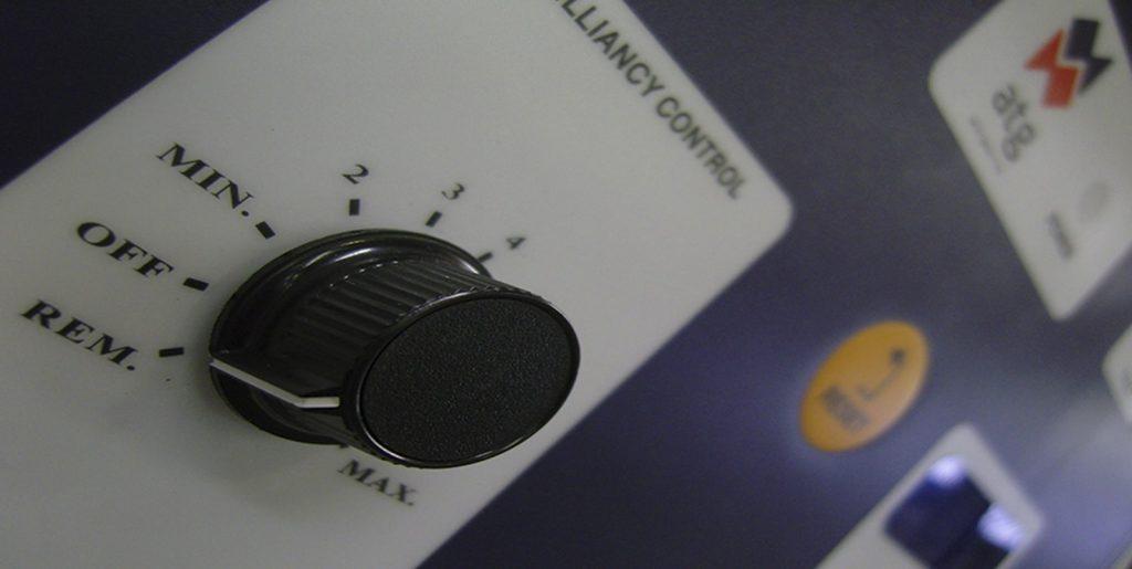 micro 100 constant current regulator close up